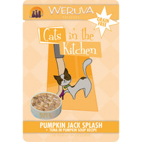 Weruva Cats in the Kitchen 3oz Pouch Pumpkin Jack Splash