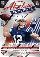 2014 Panini Absolute Memorabilia Football Hobby Box