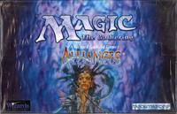 Magic the Gathering Alliances Booster Box