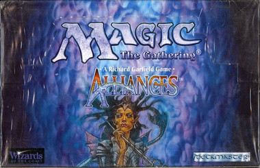 Magic the Gathering Alliances Booster Box
