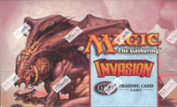 Magic the Gathering Invasion Booster Box