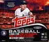 2014 Topps Update Series Baseball Jumbo HTA Box