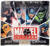 2011 Marvel Universe Trading Cards Box (Rittenhouse)