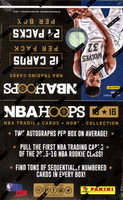 2015/16 Panini NBA Hoops Basketball Hobby Box