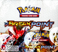 Pokemon XY Breakpoint Booster Box