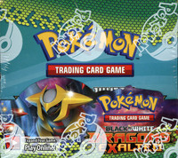 Pokemon B&W Dragons Exalted Booster Box