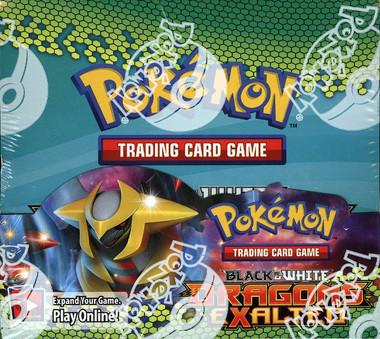 Pokemon B&W Dragons Exalted Booster Box