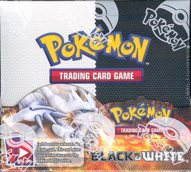 Pokemon Black & White Booster Box