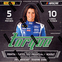 2017 Panini Torque Racing Hobby Box