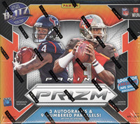 2017 Panini Prizm Football Hobby Box + 1 Kickoff Pack
