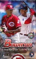 2018 Bowman Baseball Jumbo HTA Hobby Box