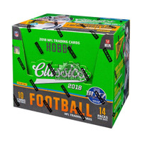 2018 Panini Classics Football Hobby Box