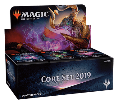 Magic the Gathering 2019 Core Set Booster Box