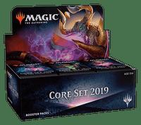 Magic the Gathering 2019 Core Set Booster Box
