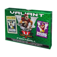 2018 Leaf Valiant Football Hobby Box