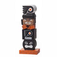 Philadelphia Flyers Tiki Team Totem Garden Statue
