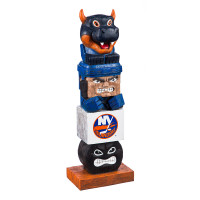 New York Islanders Tiki Team Totem Garden Statue