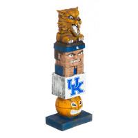 Kentucky Wildcats Tiki Team Totem Garden Statue