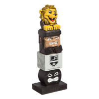 Los Angeles Kings Tiki Team Totem Garden Statue