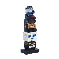 St Louis Blues Tiki Team Totem