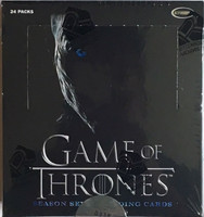 Game of Thrones Season 7 Trading Cards - Box