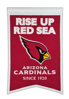 Arizona Cardinals Franchise Banner