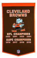 Cleveland Browns Banner