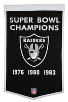 Oakland Raiders SB Banner