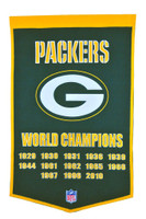 Green Bay Packers SB Banner