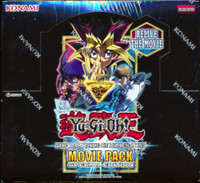 Yugioh Movie Pack Special Edition Box