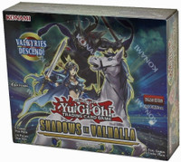 Yugioh Shadows In Valhalla Booster Box