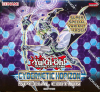 Yugioh Cybernetic Horizon Special Edition Box