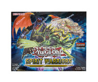 Yugioh Spirit Warriors 1st Edition Booster Box