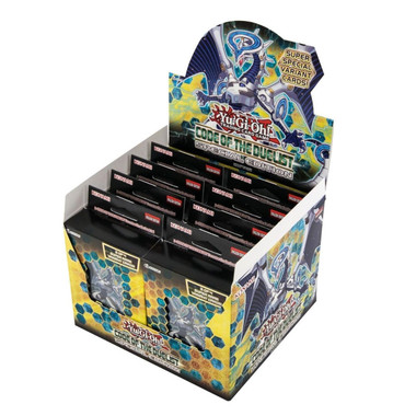 Yugioh Code of the Duelist Special Edition Box