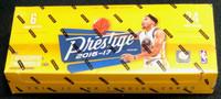 2016/17 Panini Prestige Basketball Hobby Box