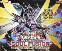 Yugioh Soul Fusion Special Edition Box