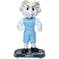 North Carolina Tar Heels Headline Mascot Bobblehead