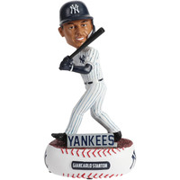 Giancarlo Stanton New York Yankees Player Baller Bobblehead