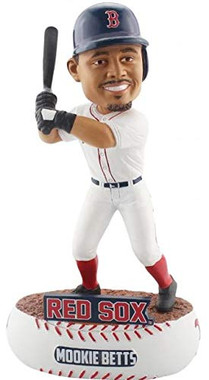 Mookie Betts Boston Red Sox Baller Special Edition Bobblehead