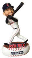 J. D. Martinez Boston Red Sox Baller Edition Bobblehead