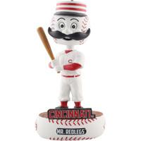 Cincinnati Reds Mascot Baller Bobblehead