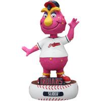 Slider Cleveland Indians Mascot Baller Bobblehead