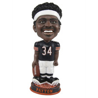 Chicago Bears Walter Payton Knucklehead Bobblehead