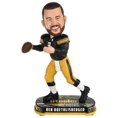 Pittsburgh Steelers Ben Roethlisberger Headline Bobblehead