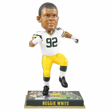 Reggie White Green Bay Packers Bobblehead
