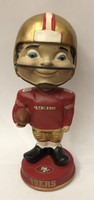 San Francisco 49ers Vintage Player Bobblehead