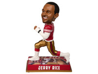 San Francisco 49ers Jerry Rice Retired Player Bobblehead