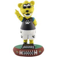 Jacksonville Jaguars Mascot Baller Bobblehead