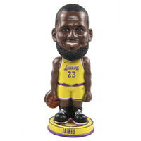 Los Angeles Lakers Lebron James Knucklehead Bobblehead