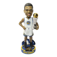 Kevin Durant Golden State Warriors 2017 NBA Champions MVP Bobblehead